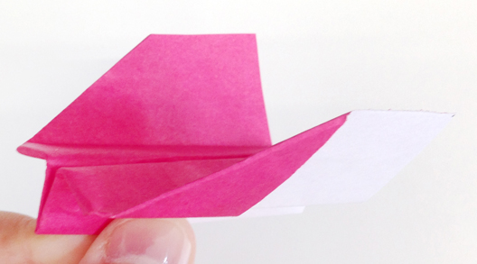 ファルコンの折り方15