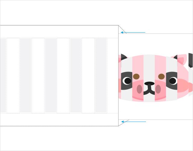 スライド変わり絵の作り方09